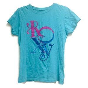 Roxy Girls Blue Tee